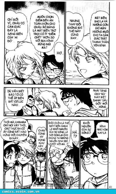 Detective Conan Chap 460 - Truyen.Chap.VN