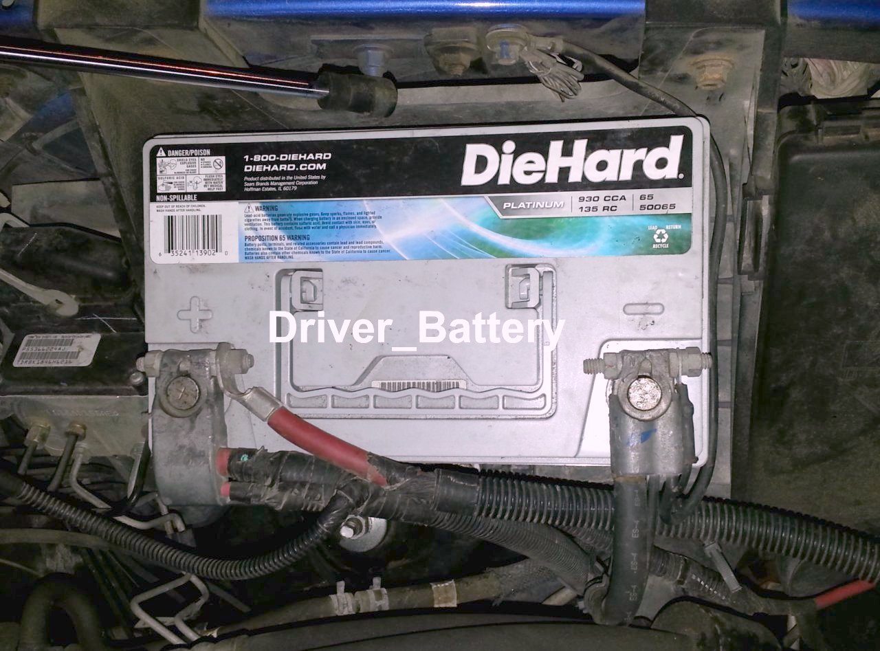 Battery Hook Up : Dual battery diesel how to hook up power cables car