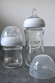 test biberon verre natural AVENT Philips