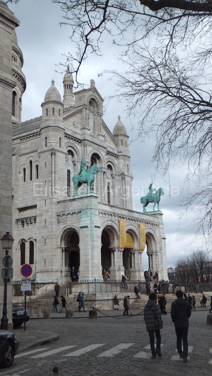 Sagrado Corazón, Montmartre, París