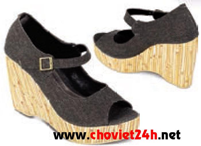 Giày đế xuồng thời trang Sophie Cadice - SCDC36-40