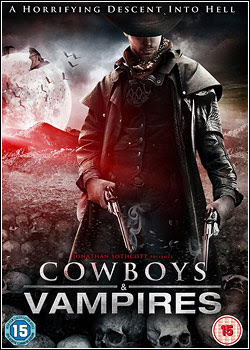 ctwer12 Download   Cowboys and Vampires   DVDRip AVi (2011)