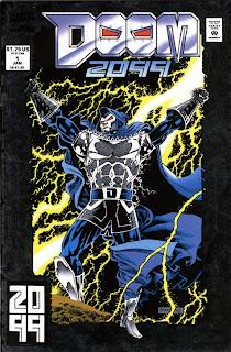 Doom 2099 #1 - Comic of the Day
