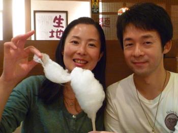 綿菓子@おこほん