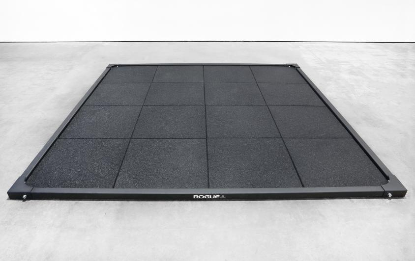 Rogue 8' X 8' Oly Platform which can also be used for deadlifts