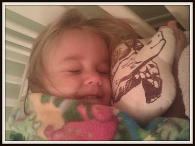 POD: Sleeping Girl