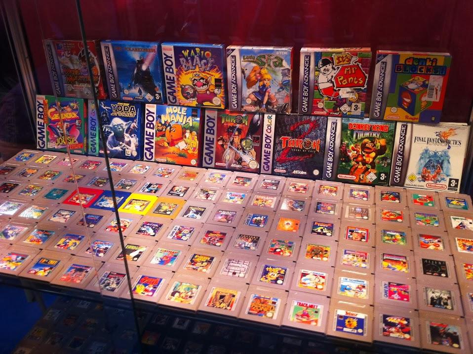 gamescom 2013 retro games