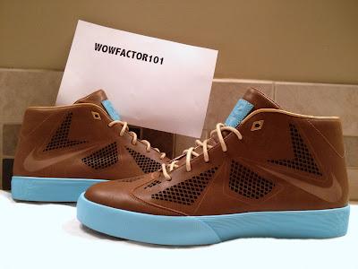 nike lebron 10 sportswear ss lifestyle hazelnut 1 08 Where LeBron X Meets Blazer. Nike LeBron X NSW Lifestyle.