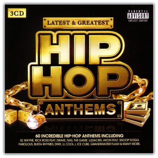 VA-Latest & Greatest Hip Hop Anthems (2015)