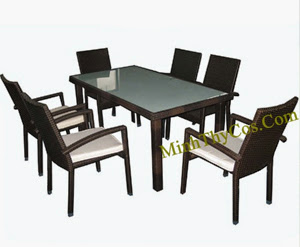 DINING SET-MT203