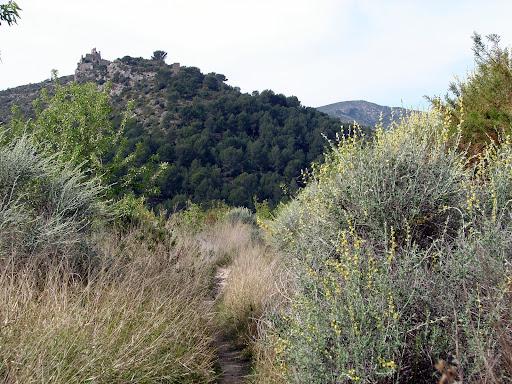 Senderismo: Font de Miravet - Mas de Cameta