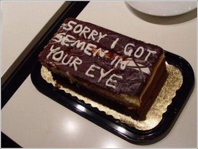 semen cake
