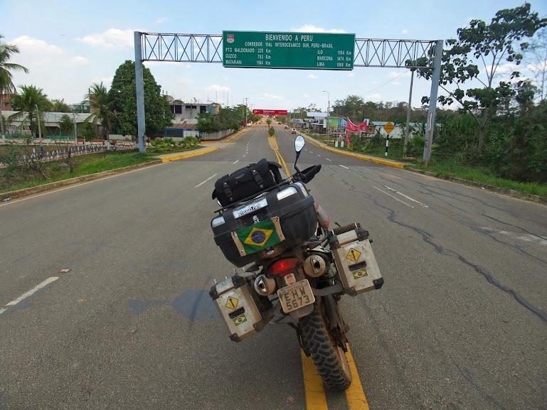 Brasil - Rota das Fronteiras  / Uma Saga pela Amazônia 20140831_151716