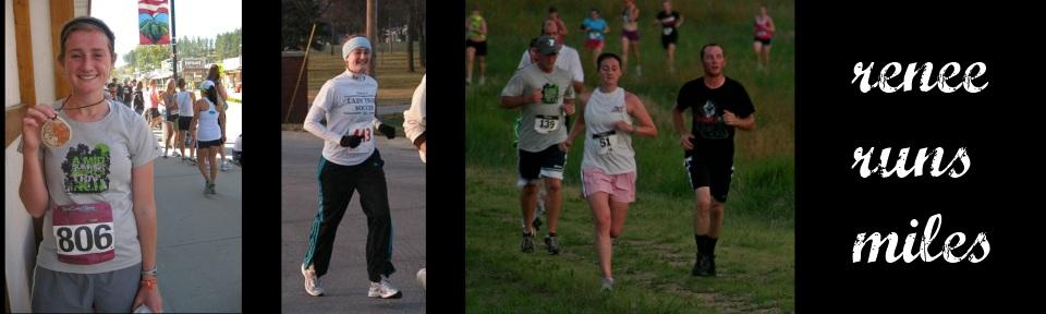 Renee Runs Miles