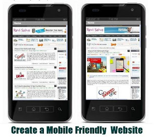 Build a Mobile-Friendly Website