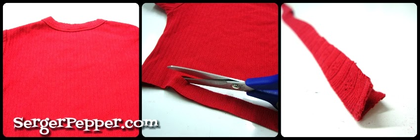 Serger-Pepper-Brasilia-Dress-testing-armholes-neckline-cut strips