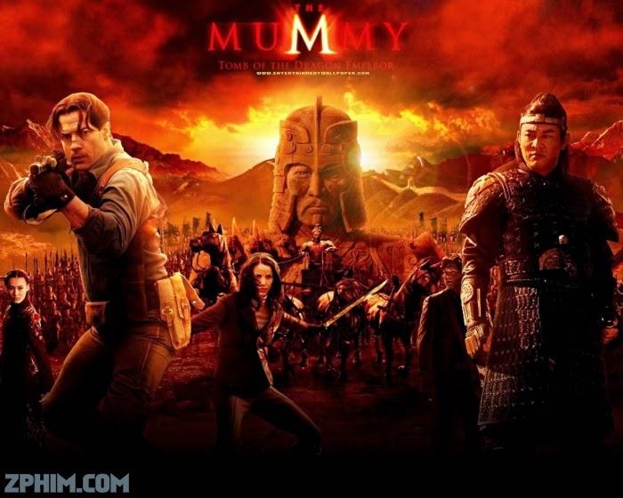 Ảnh trong phim Xác Ướp 3: Lăng Mộ Tần Vương - The Mummy: Tomb of the Dragon Emperor 1