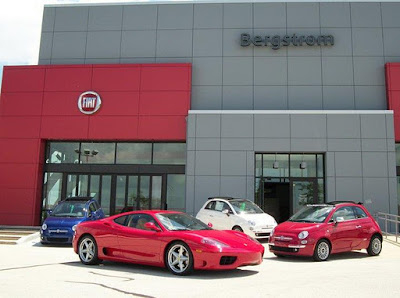 Bergstrom FIAT of Milwaukee