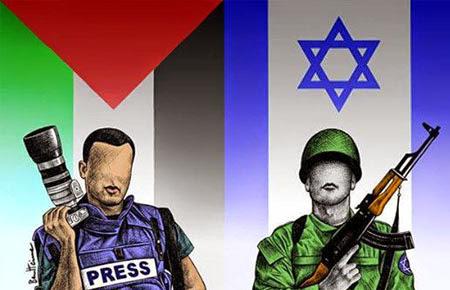 Perjuangan para jurnalis selama agresi