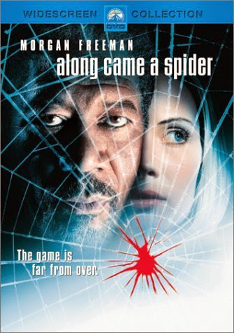 Poster Of Along Came a Spider (2001) Full Movie Hindi Dubbed Free Download Watch Online At Alldownloads4u.Com