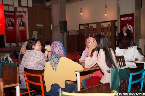 bloggers wanita