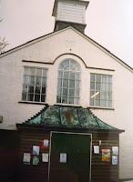 The old Village Hall, Church Street, Little Shelford