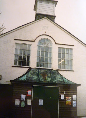 The old Village Hall, Church Street, Little Shelford