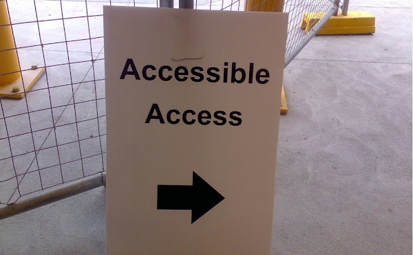 accessible access