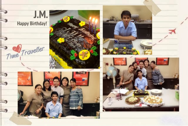 Happy Birthday, JM!