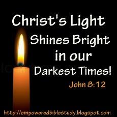 Image result for jesus brightens this dark world
