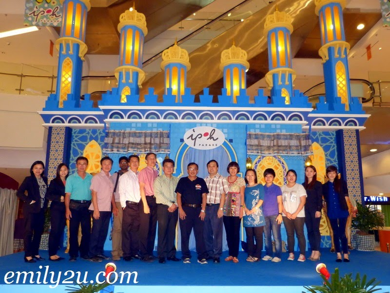 Ipoh Parade Management Thanks Media Friends