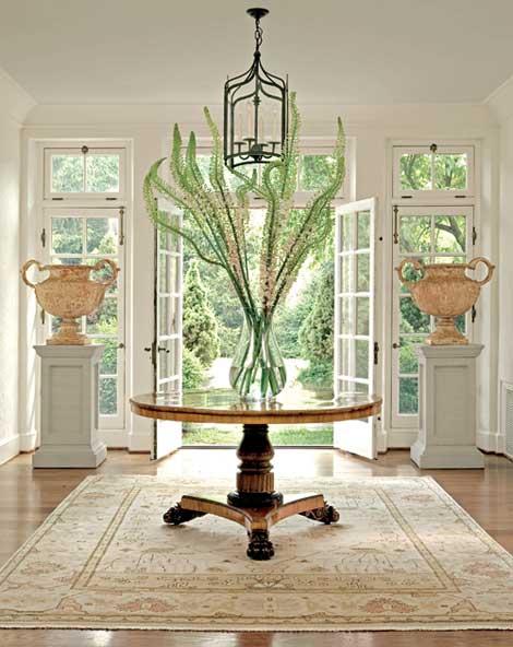 Beautiful Foyers Glamorous Foyer Fabulosity Part I And A Stylish Blogger Award  The Decorating Inspiration