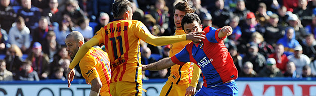 Levante UD vs FC Barcelona 0-2
