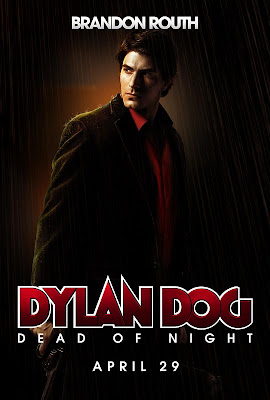 Póster Dylan Dog Dead of Night