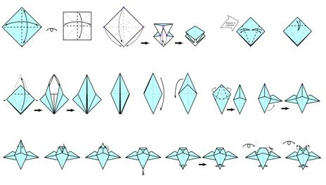 How to make money origami flower rose