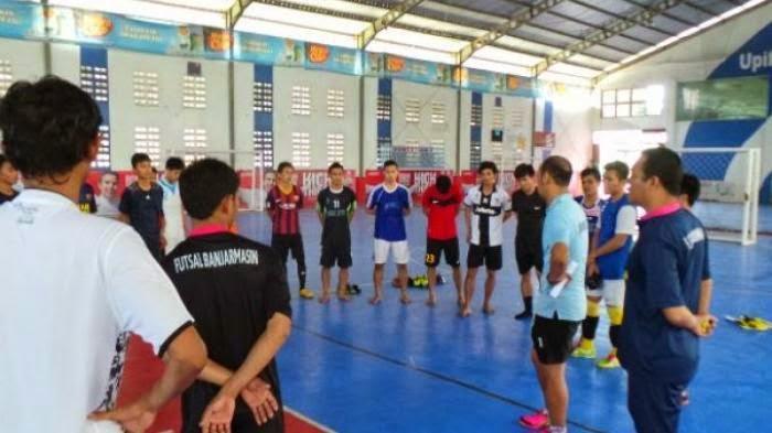 Belum Tentukan Pemain ke My Futsal Tournament
