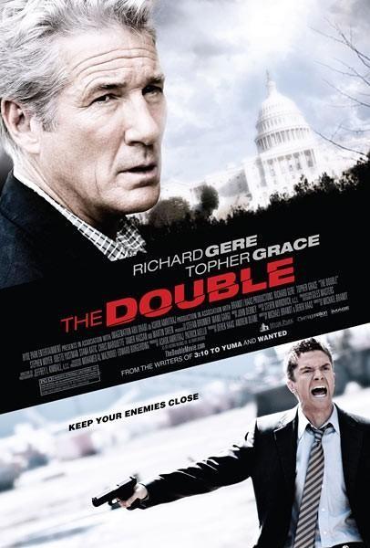 The Double (2011) DvdRip Esp Latino DF-LB-FS-NL-RYU 1 Link