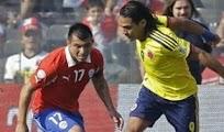 Goles Chile Colombia [1 - 3] 11 Septiembre Eliminatorias Fecha 8