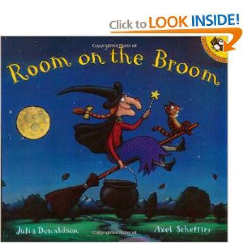 Room On The Broom Halloween Books Online Read