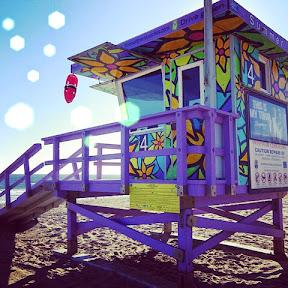Santa Monica, Bokehful, fotos