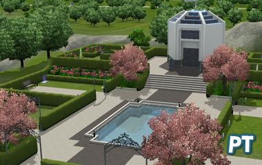 The Sims 3 Into the Future lesson