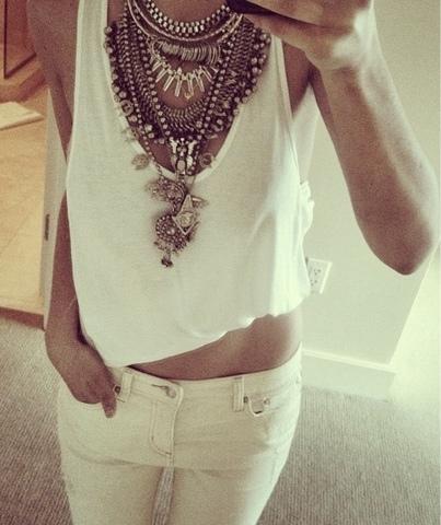 Comment porter... white jean