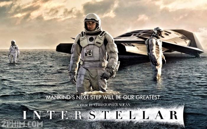 Ảnh trong phim Hố Đen Tử Thần - Interstellar 1