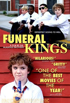 Filme Poster Funeral Kings WEBRip XviD & RMVB Legendado