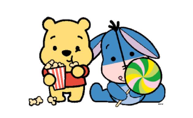 Pintar Tsum Eeyore Coloring Stitch Dibujos: Cute Disney Characters