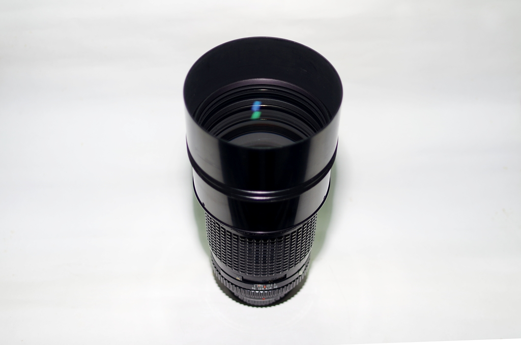 SMC PENTAX 1:2.5 200mm