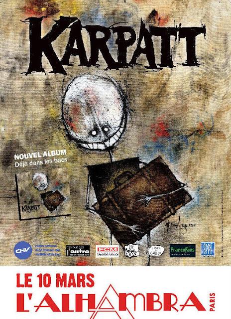 PARIS - 10 MARS 2012 - L'ALHAMBRA K1