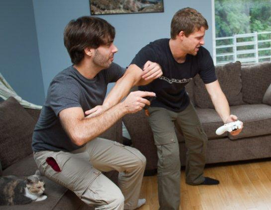 Khaki Couch Commandos