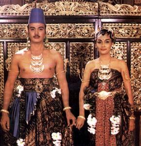 pakaian adat Yogyakarta pakaian tradisional Yogyakarta busana adat Yogyakarta 290x300 Pakaian Adat Tradisional Indonesia