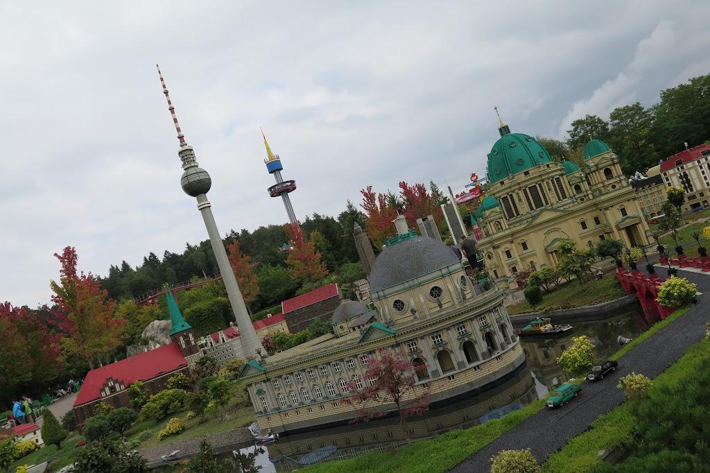Blick über ganz Berlin